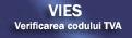 Verificarea codului TVA