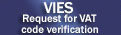 VIES - request for VAT code verification